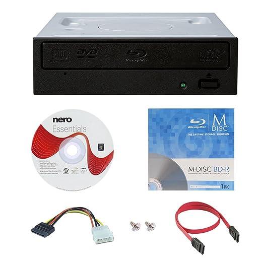 67 opinioni per La riproduzione 3D Pioneer BDR-209DBK 16X Blu-Ray CD DVD rigido interno con 1PK