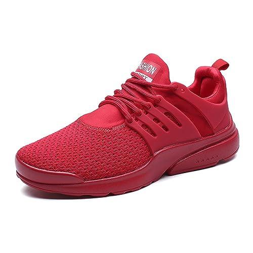 Costo De La Venta Sneakers Casual Donna Running Sneakers Casual Scarpe da corsa Sneakers Casual Fashion Sneakers Scarpe Red traspirante 42 De Taller Envío Libre Sitio Oficial De Salida bhRQS52Ik
