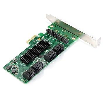 Wendry Tarjeta de Expansión PCI-E, Adaptador de Controlador ...