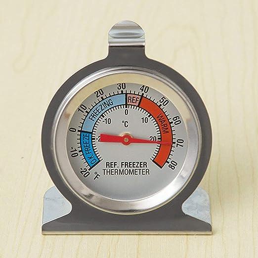 Compra KinshopS - Termómetro de congelador para frigorífico con ...