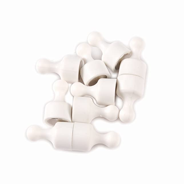 116 opinioni per tinxi® 10 pezzi neodimio N42 Vari push / Push Pins magnetici per lavagne oppure
