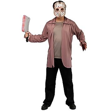 SEA HARE Halloween de Miedo ya raída Chaqueta y una máscara ...