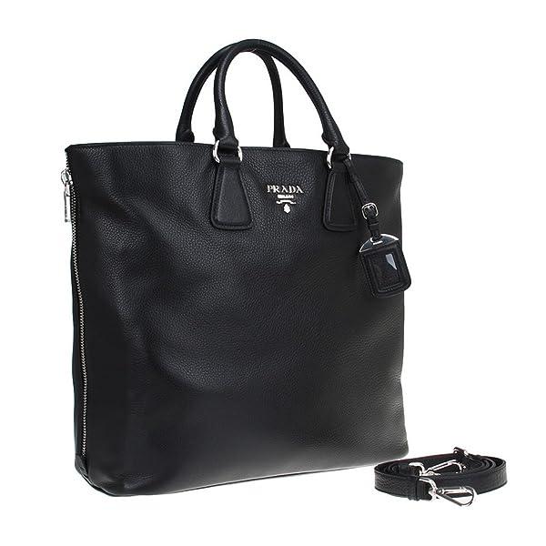 4d98b2b6327564 ... uk prada vitello phenix black textured leather shopping tote bag bn2419  handbags amazon 34c89 bbd3b ...
