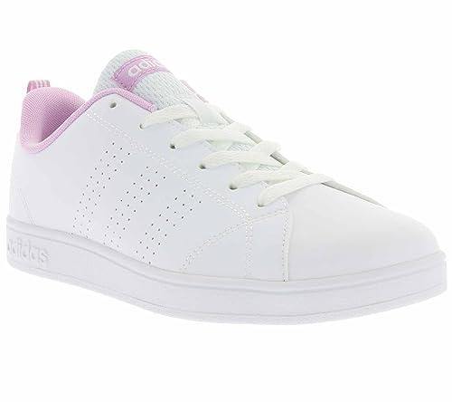 adidas Vs Advantage Clean K, Scarpe da Ginnastica Unisex – Bambini