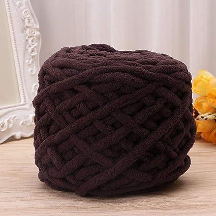 ae60121022f Amazon.com  Amrka 100g 1ball Soft Cotton Hand Knitting Yarn Super ...
