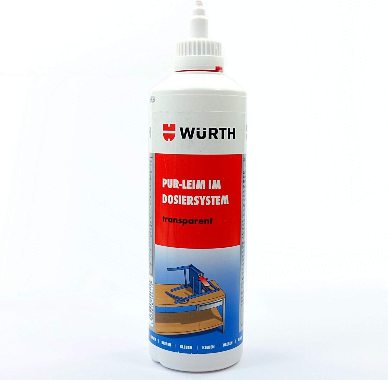 Würth 0892100180 - Pegamento para madera (resistente al agua): Amazon.es: Bricolaje y herramientas