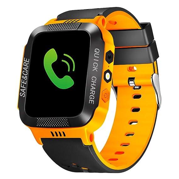 HUANSI Teléfono de los niños Smartwatch Cámara Reloj ...