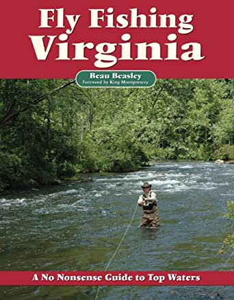 Fly fishing virginia a no nonsense guide to for Amazon fly fishing