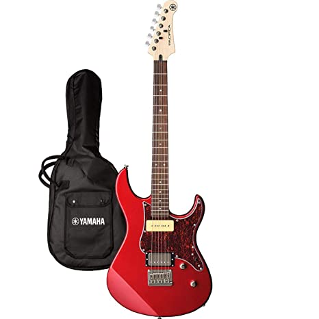 Yamaha PAC311H Electric guitar Sólido 6strings Rojo ...