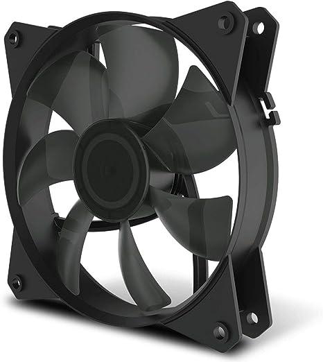 Cooler Master Mf120L - Ventilador de Caja, Color Negro: Amazon.es ...