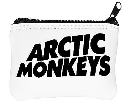 Arctic Monkeys Logo Billetera con Cremallera Monedero ...