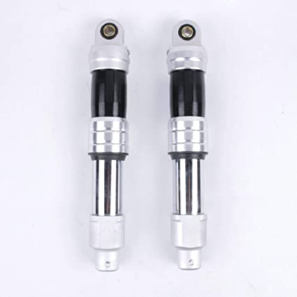 Wotefusi New Pair Air Gas Shock Absorbers 300MM 11 8 Round