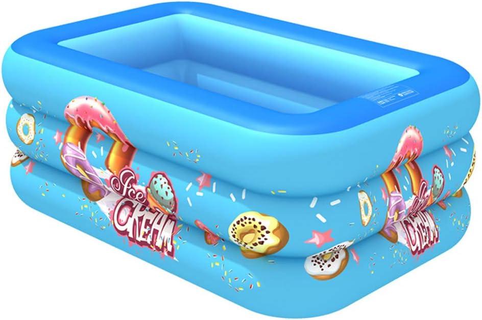 Piscina gonfiabile per bambini portatile spessa e resistente allusura in PVC per interni ed esterni
