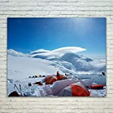 Best ALPS Mountaineering Backpack Tents - Westlake Art - Alp Snow - 30x40 Poster Review