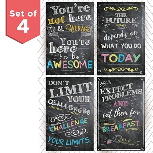 Motivational Inspirational Encouragement Multicolor Classroom product image