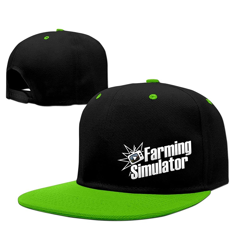 Farming simulator cotton adult hip hop hat baseball hat at amazon mens  clothing store jpg 1500x1500 8486ed90b3e4