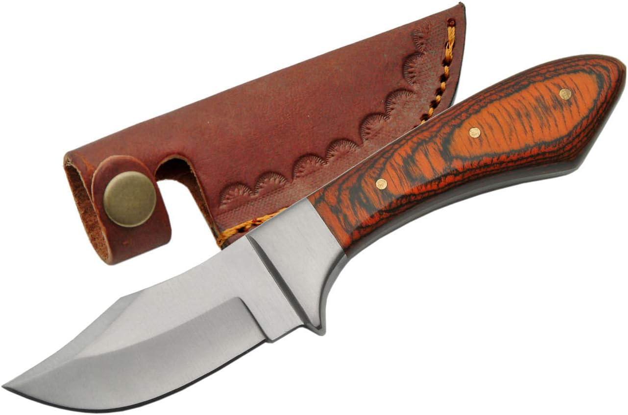 SZCO Supplies Small Upsweep Skinning Knife