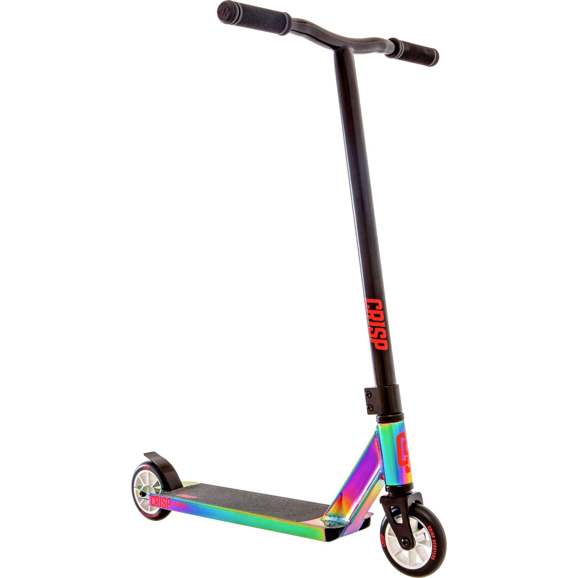 Crisp Surge Pro Scooter (Neo/Black) by Crisp Scooters