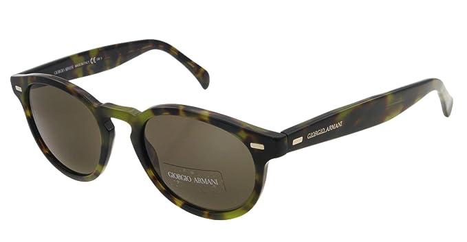 Amazon.com: Giorgio Armani anteojos de sol GA 823/S HAVANA ...