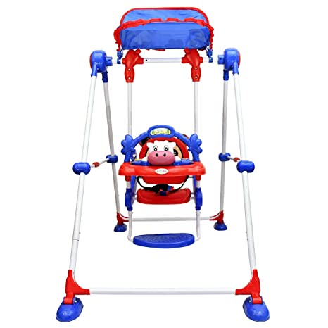 Buy Ever Mall Automatic Swing Baby Chair With Remote Controller
