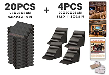 Ace perforazione pack confezione da bass trap colori