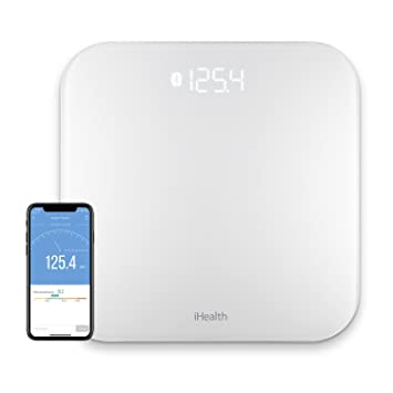 IHealth Lite Wireless Scale For Apple And Android 2016 Model