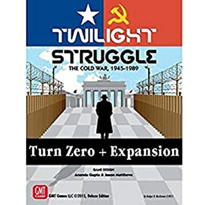 Twilight Struggle: Turn Zero Expansion: Toys & Games