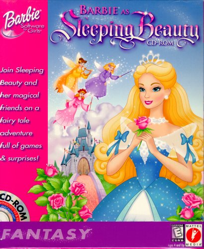Barbie as Sleeping Beauty - PC/Mac