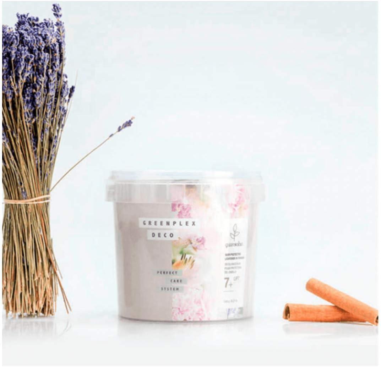 GREENPLEX DECO (decoloracion en polvo protectora del cabello) 1K
