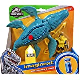 Imaginext Jurassic World Mosasaurus & Diver Figure Set