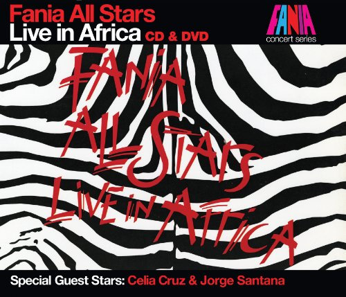 Live in Africa by FANIA RECORDS