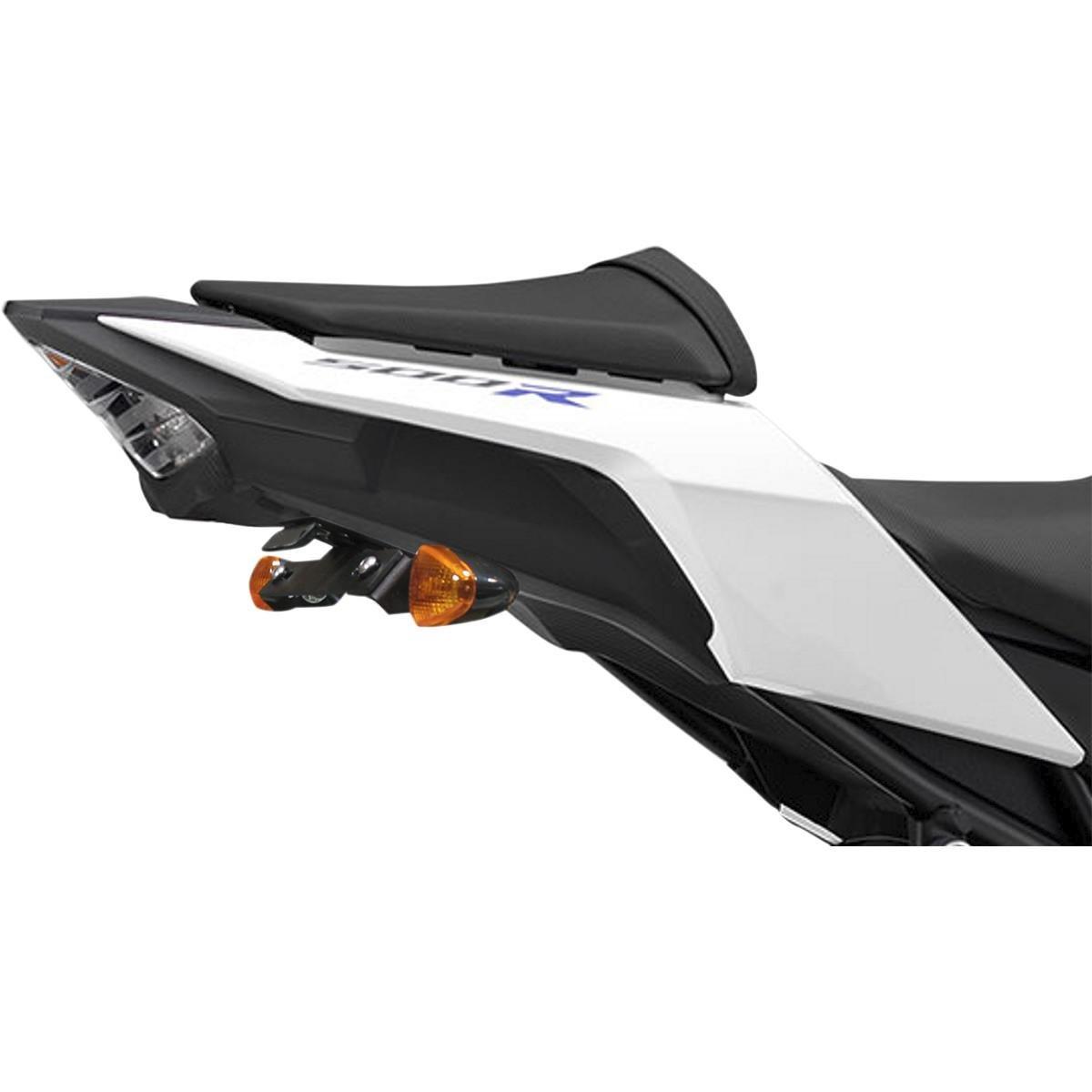 Targa Tail Kit - Black/Clear 22174L