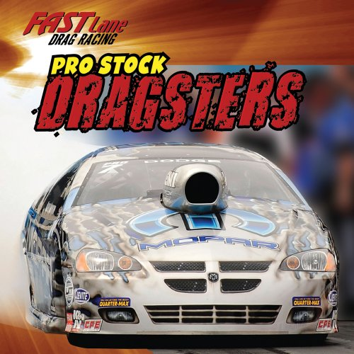 Pro Stock Dragsters (Fast Lane, Drag - Pro Drag Stock Cars