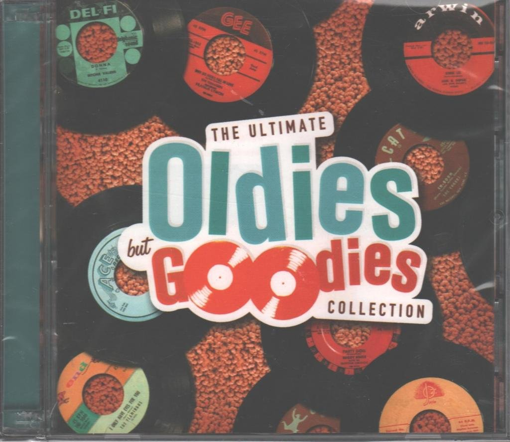 The Ultimate Oldies But Goodies Collection: Sh-Boom by Time Life