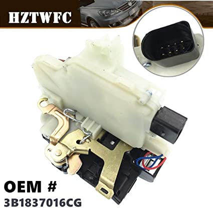 VW Volkswagen Jetta Beetle Front Drivers Side Door Latch Assembly 3B1837015AT