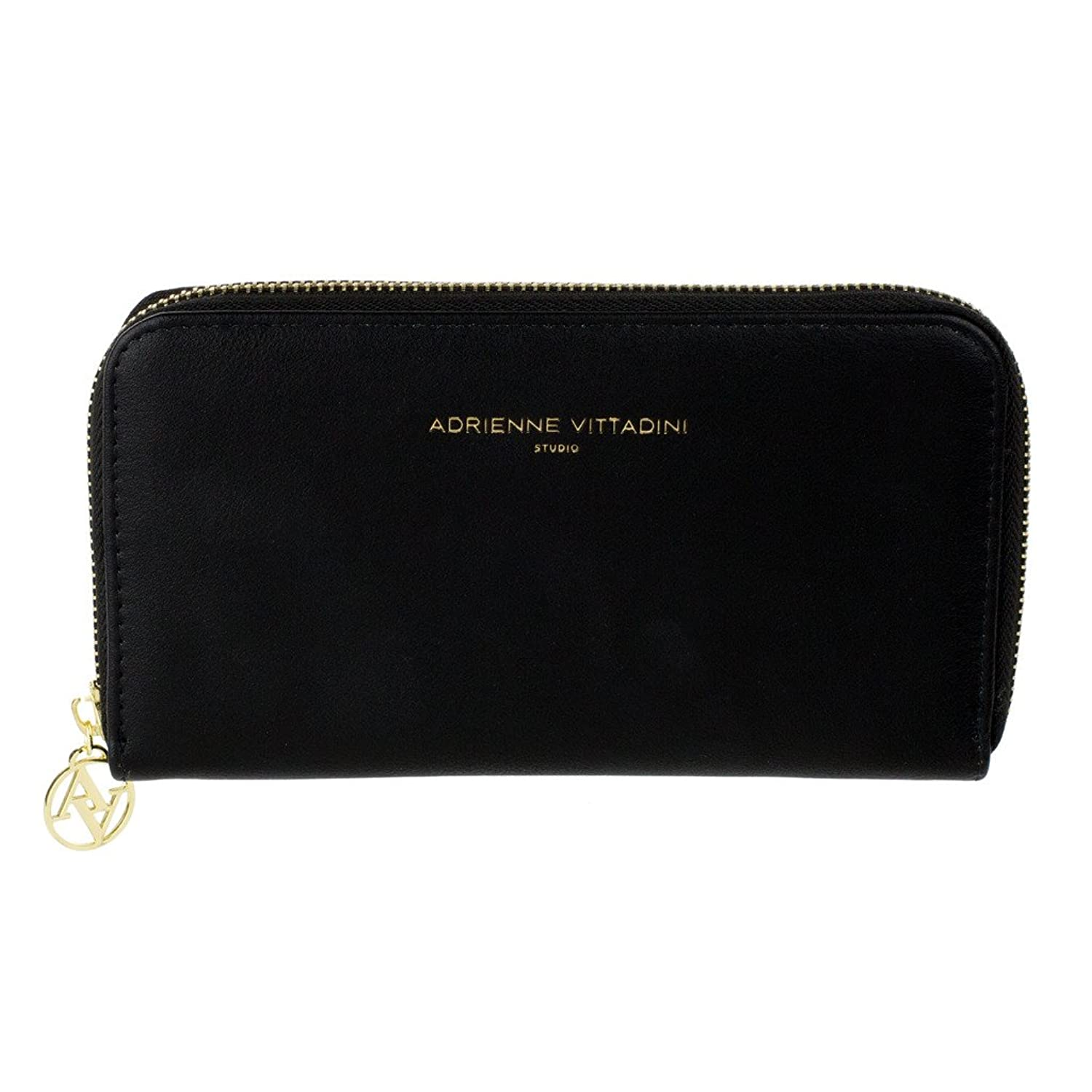 Adrienne Vittadini Large Zip Around Wallet
