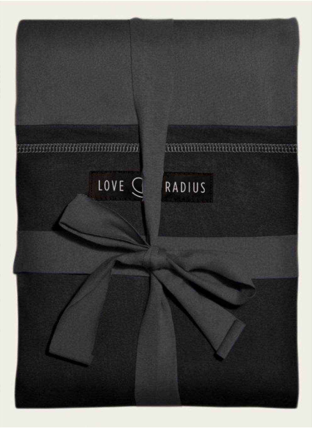 Love Radius LOriginale JPMBB /Écharpe de portage NOIR poche Noir