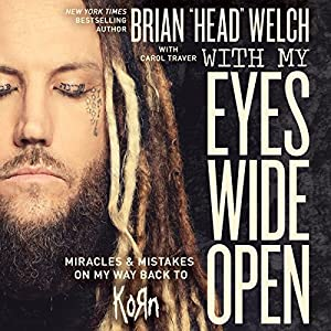 With My Eyes Wide Open Audiobook
