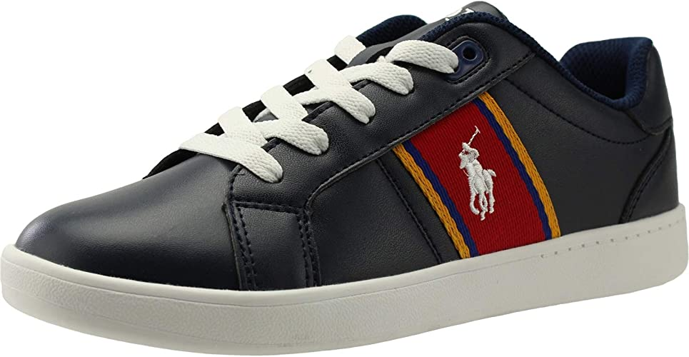 Polo Ralph Lauren Quigley Azul/Rojo (Navy/Red) Smooth 38 EU ...