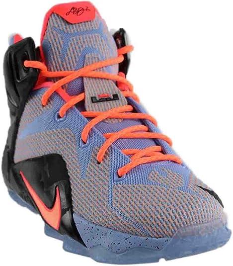 Amazon.com: Nike Lebron XII (GS) Niño Zapatillas De ...