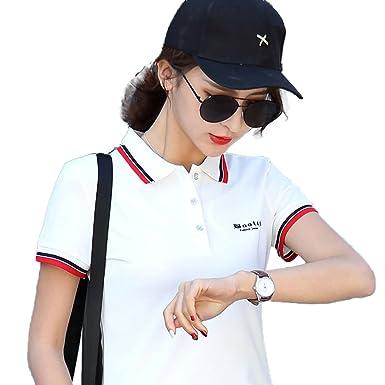 HM. Camisa De Polo De Las Mujeres Camisa De Polo De Los Deportes ...