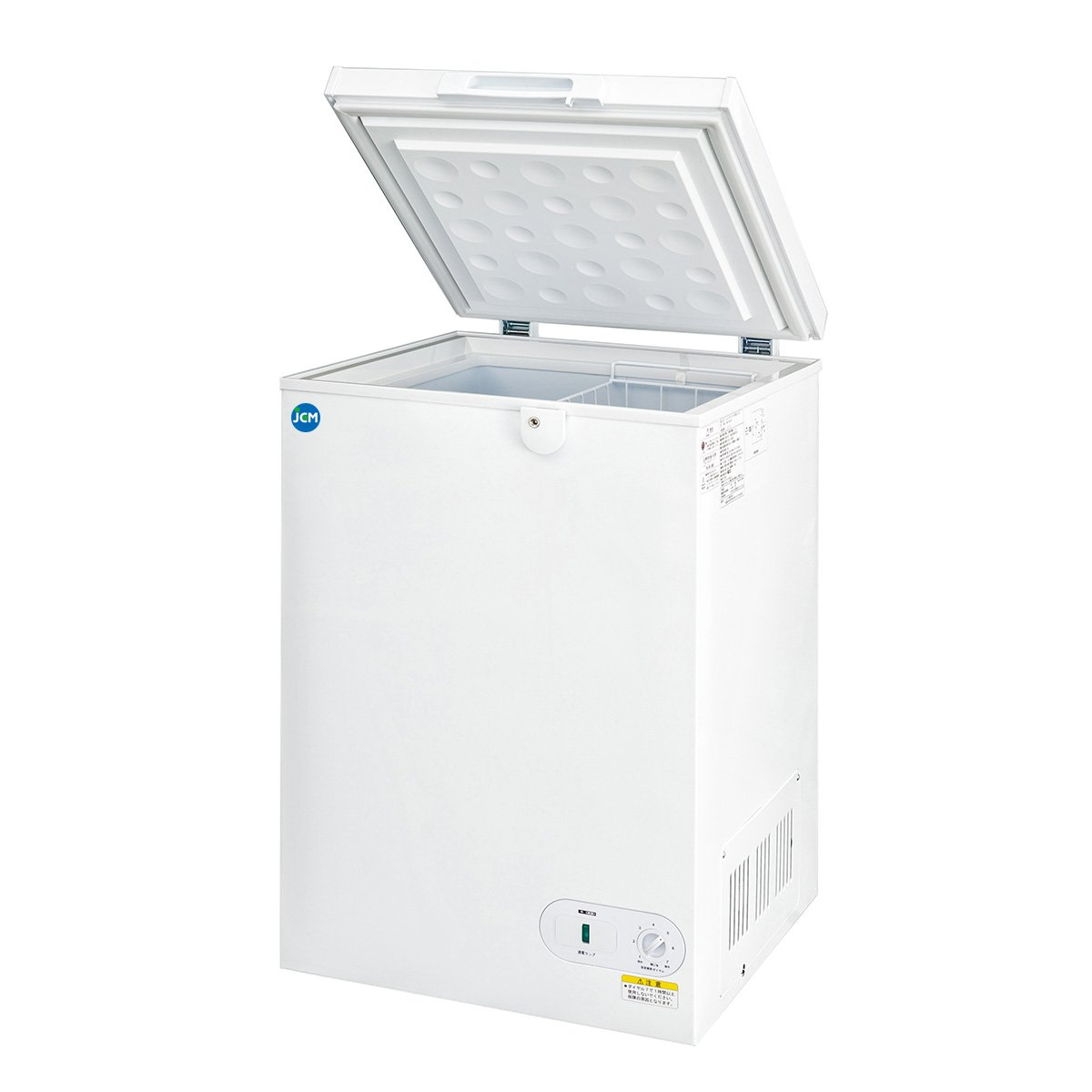 /(ジェーシーエム/) 冷凍ストッカー 98リットル JCM 幅545/×奥行595/×高さ855m JCMC-98