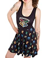 Harry Potter Hogwarts Crest Tank Dress