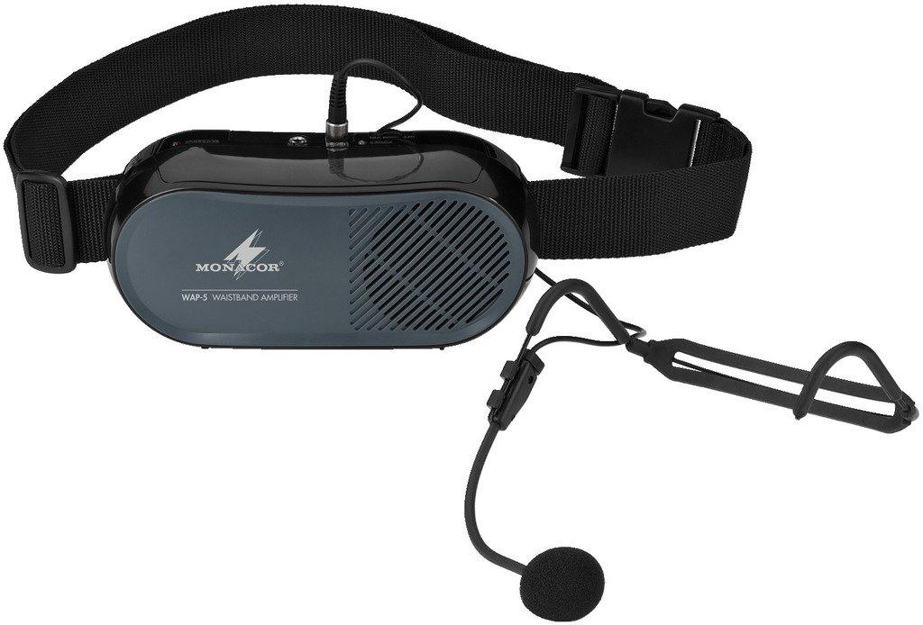 Stage Line WAP-5 Amplificateur portable Monacor 173200