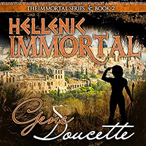 Hellenic Immortal Audiobook