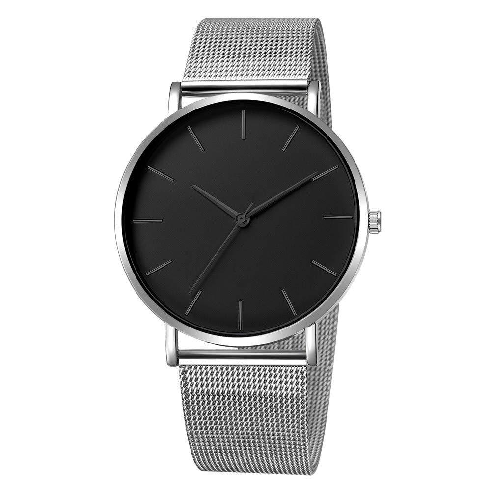 BBestseller Moda Reloj para Hombre - Correa de Aleación ...