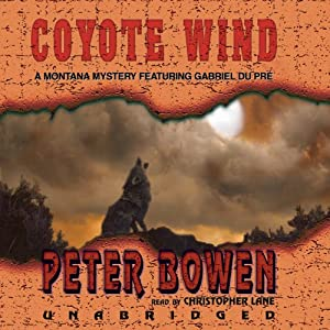 Coyote Wind Audiobook