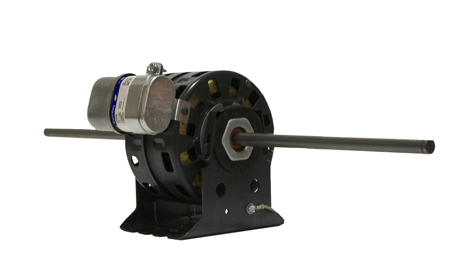 Fasco D1055 5.0-Inch Diameter PSC Motor, 1/12-1/30-1/50 HP, 115/127 Volts, 1375 RPM, 3 Speed, 1.4-.6-.4 Amps, DS Rotation, Sleeve Bearing by Fasco B007VJVVR4