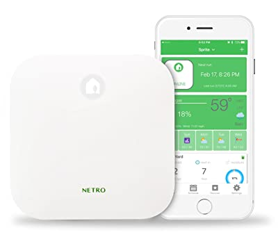 Netro-Smart-WiFi-garden-sprinkler