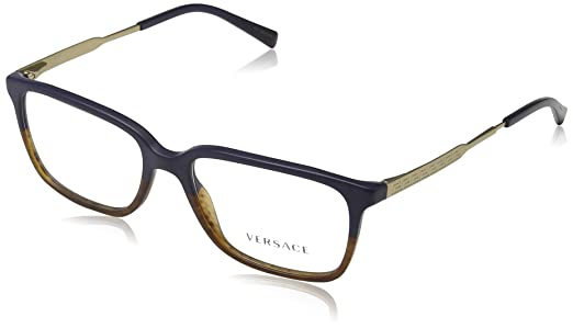 Amazon.com: Versace Men\'s VE3209 Eyeglasses 55mm: Clothing